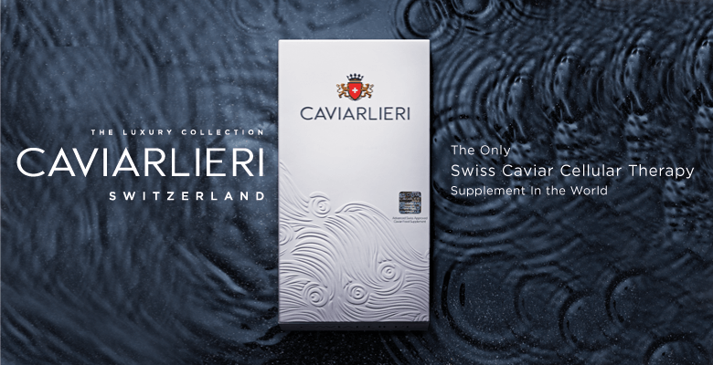 Caviarlieri – The only Swiss caviar supplement in the world