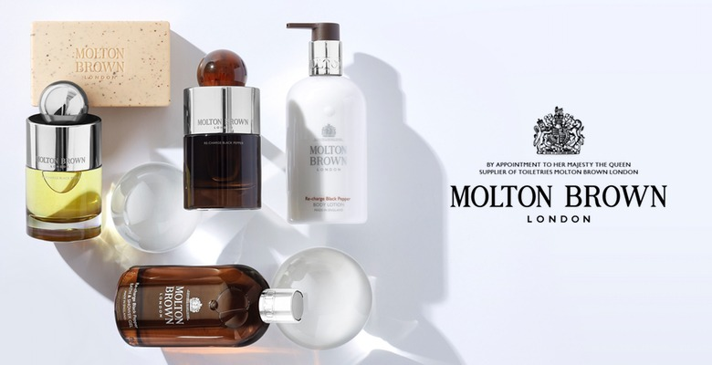 Molton Brown – Icon of uniquely British style since 1971