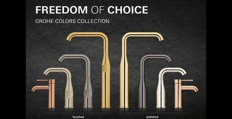 Freedom of Choice – GROHE Colors
